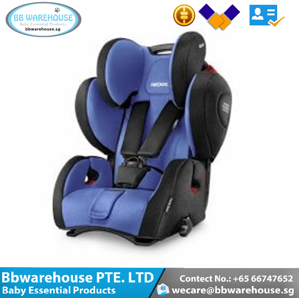 High Quality RECARO YOUNG SPORT HERO Assorted Colours safety baby car seat