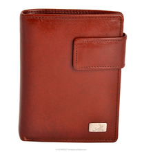 Am Leather Bi Fold Genuine Leather Wallet Good Premium Quality Hand Crafted Purse Wallet For Men And Boys