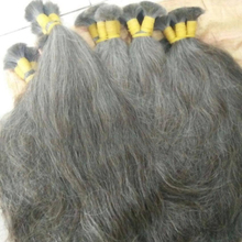 New Styles Cheap Brazilian Silky Straight Grey Remy Human Hair Weave
