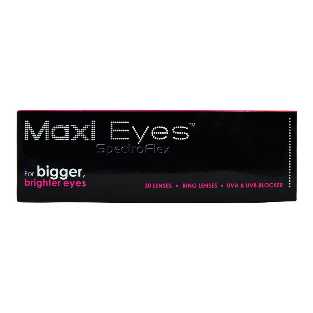 Maxi Eyes Dily Disposable Ring Lens