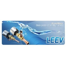 Linear Electronic Expansion Valve (LEEV) for precision control