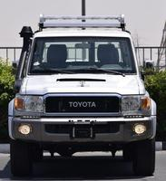 NEW CHEAP LAND CRUISER 4.5L TURBO DIESEL 76 5 SEATER MANUAL TRANSMISSION FOR SALE IN DUBAI
