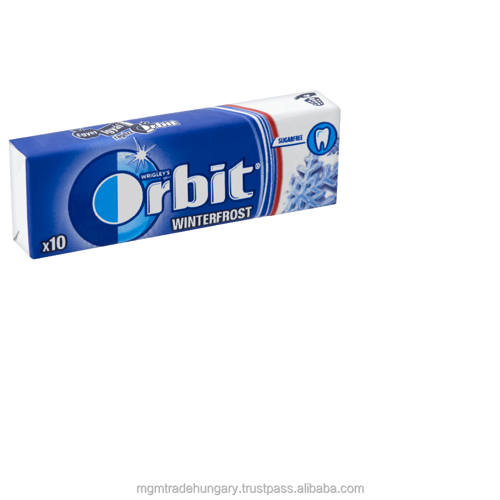 Orbit Winterfrost chewing gum 14g