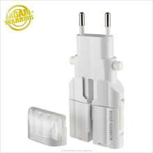 Ultra Slim Universal Travel Charger Adapter Plug for UK, US, AU, Europe