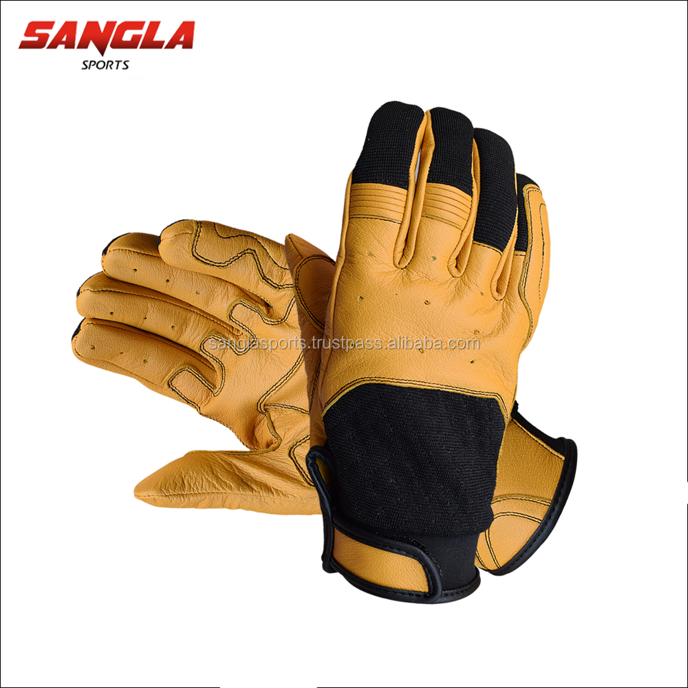 New Men Women Waterproof Long Motorbike Gloves