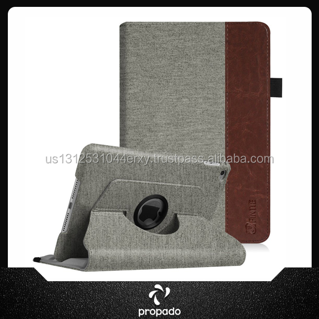 Manufacture Export Good Products PU Leather Smart Tablet Stand Case For Ipad Air Pro Mini