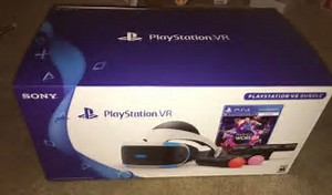 ALL NEW SONY PLAYSTATION VR PS4 VIRTUAL REALITY BUNDLE
