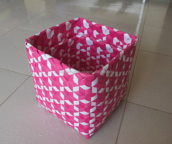 style 2017 PP pink basket