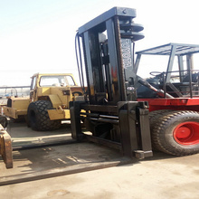 20ton TOYOTA used diesel 5FDN200 2014 ysae forklift truck price for sale