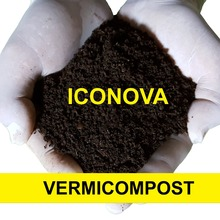 Vermicompost Organic Fertilizer Classification and Granular State biohumus Vermicompost & Earthworms Factory Wholesale Price