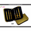 Eyelash Extension Training Classes Products / Pink Tweezers And Scissors Case From Zona Pakistan