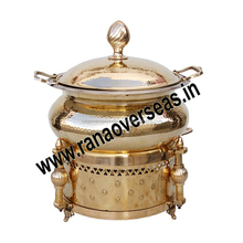 New Style 2016 Brass Metal Chafing Dish