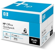 Grade A quality HP A4 Copy Paper 70,75 and 80 gsm available