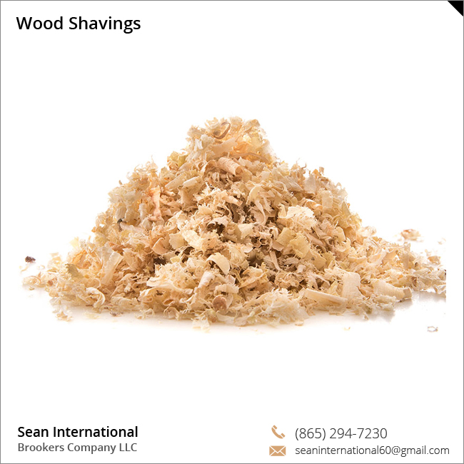 Excellent Quality Bulk Wood Shavings for Animal Bedding