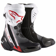 Safety Boots Motorbike Ankle Motor Bike Shoes Racing Motorcycles Boot