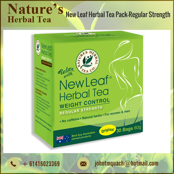 Bulk Sale on Natural Taste Health Beneficial Slimming Herbal Green Tea