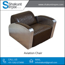 Wide Range of Reclined Back Aviation Chair at lowest Market Price