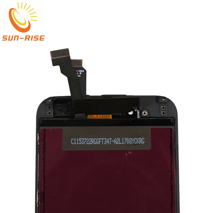 Sunrise Wholesale AAA Quality 100% Fit iOS 11 For iPhone6 LCD, For LCD iPhone 6 LCD Screen