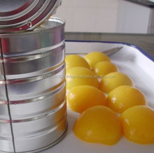 Cheap Price Grade AAA Canned Yellow Peach In Light Syrup