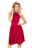 Cocktail dress - dark red 98-9 - NUMOCO