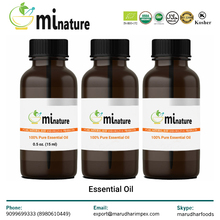 Private Label Essential Oil