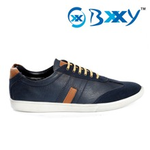 MEN'S BROWN, BLUE, BLACK LACE-UP CASUAL STYLISH SHOES ON TPR SOLE