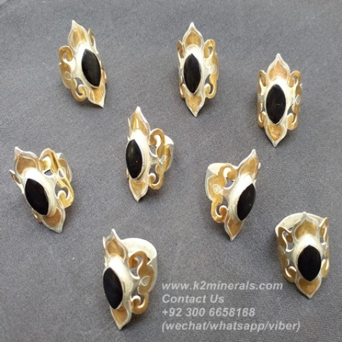 (SH-03)Kuchi Tribal Rings, turkmen Kuchi Vintage Rings, Afghan Antique Jewellery,
