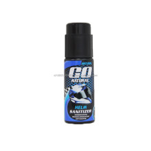 HELMET SANITIZER - Atibacterial enhanced with TEGO SORB - Helmet Parfume