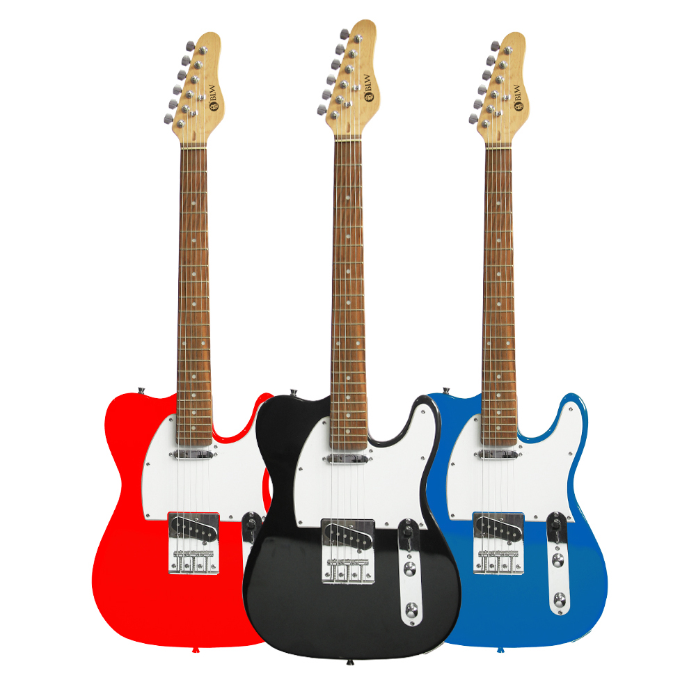 Malaysia Brand High Quality T Style Electric Guitar