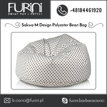 Excellent Material Polka Dot Outdoor Beanbag