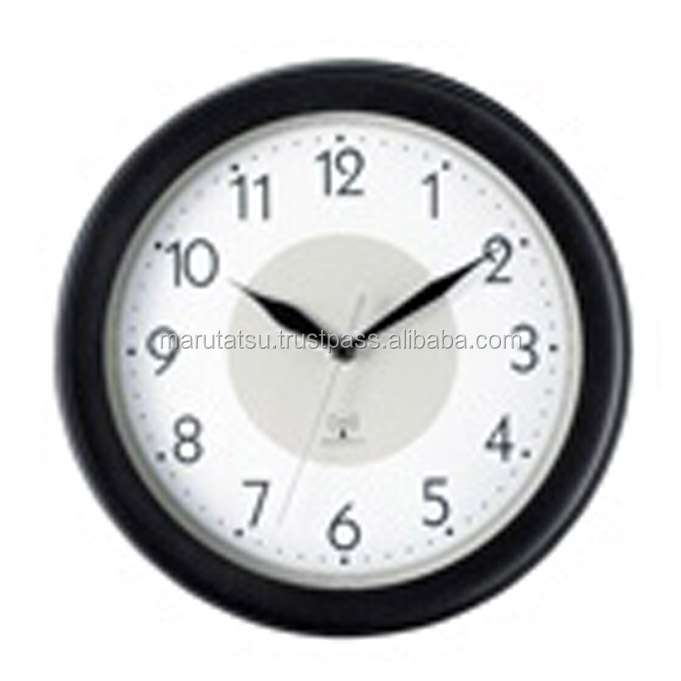 Easy to use and Durable design wall clock Wall-mounted radio clock at reasonable prices , small lot order available