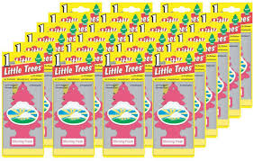 WORLD BEST Little Trees M o r n i n g F r e s h Tree Air Freshener Home car Scent