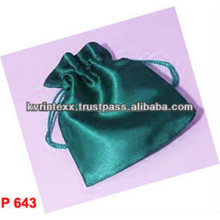 2018 polyester pouch bag
