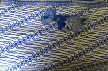 Batik Manual Stamp Fabrics Products With 1.5 M and length 2.5 M