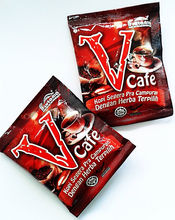 Instant premix 3 in 1 Coffee Malaysia with herbs