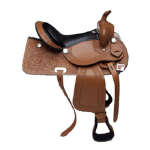 Cutting Western Saddles roper saddle fiber tree