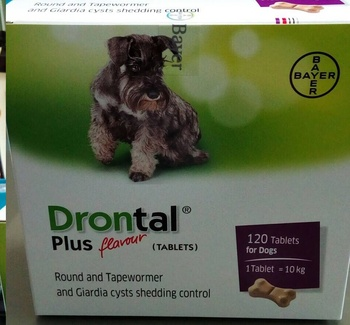 Drontal Plus Dogs and Cats