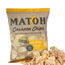 Best Seller Matoh Cassava Chips / Tapioca Chip Snack - Cheese Flavour Snacks