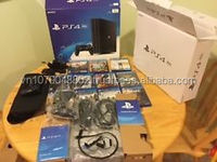 FREE SHIPPING Play Station 4 PS4 PRO Console 1TB 20 GAMES & 2 controllers