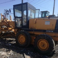 Komatsu Grader Price GD511A Also Provide