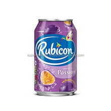 Rubicon Passion Exotic Soft Drink - 330ml Cans - 24x = 1 Case