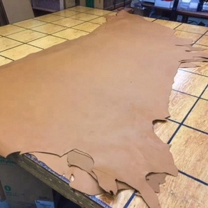 Vegetable-Tanned Cow hide Leather, Side 2.0mm-4mm MH.17