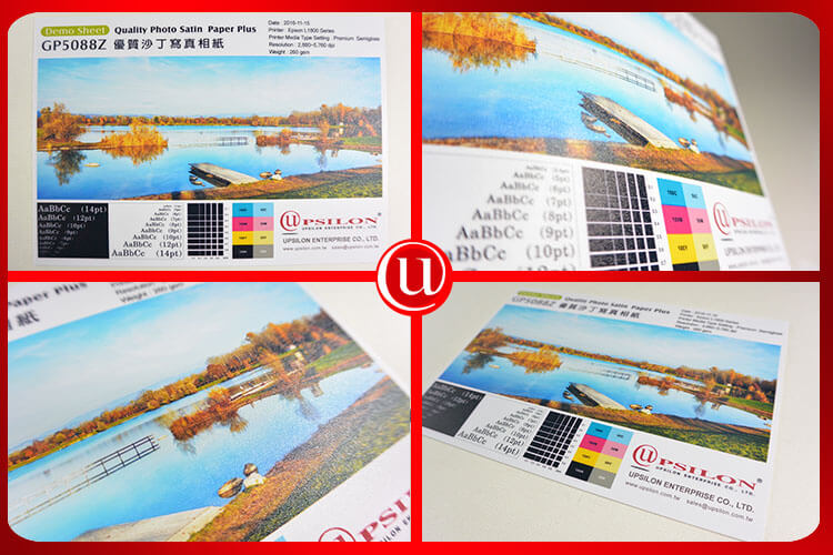 Wholesale OEM Pack A3 RC Satin Printer Photo Paper For 260Gsm