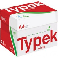 Typek A4 copy Paper 80gsm/75 gsm/70 gsm Copy Paper for sale