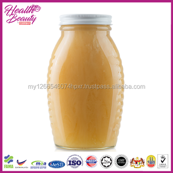 Malaysia natural process Crystal Cream Honey