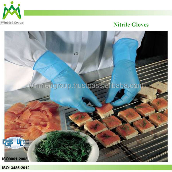 Disposable Gardening Glove Single Use Pe Examination Glove Medical Malaysia Nitrile gloves