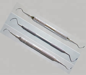 Dental Periodontal Universal Curates Dental instruments Dentists Tools 2904