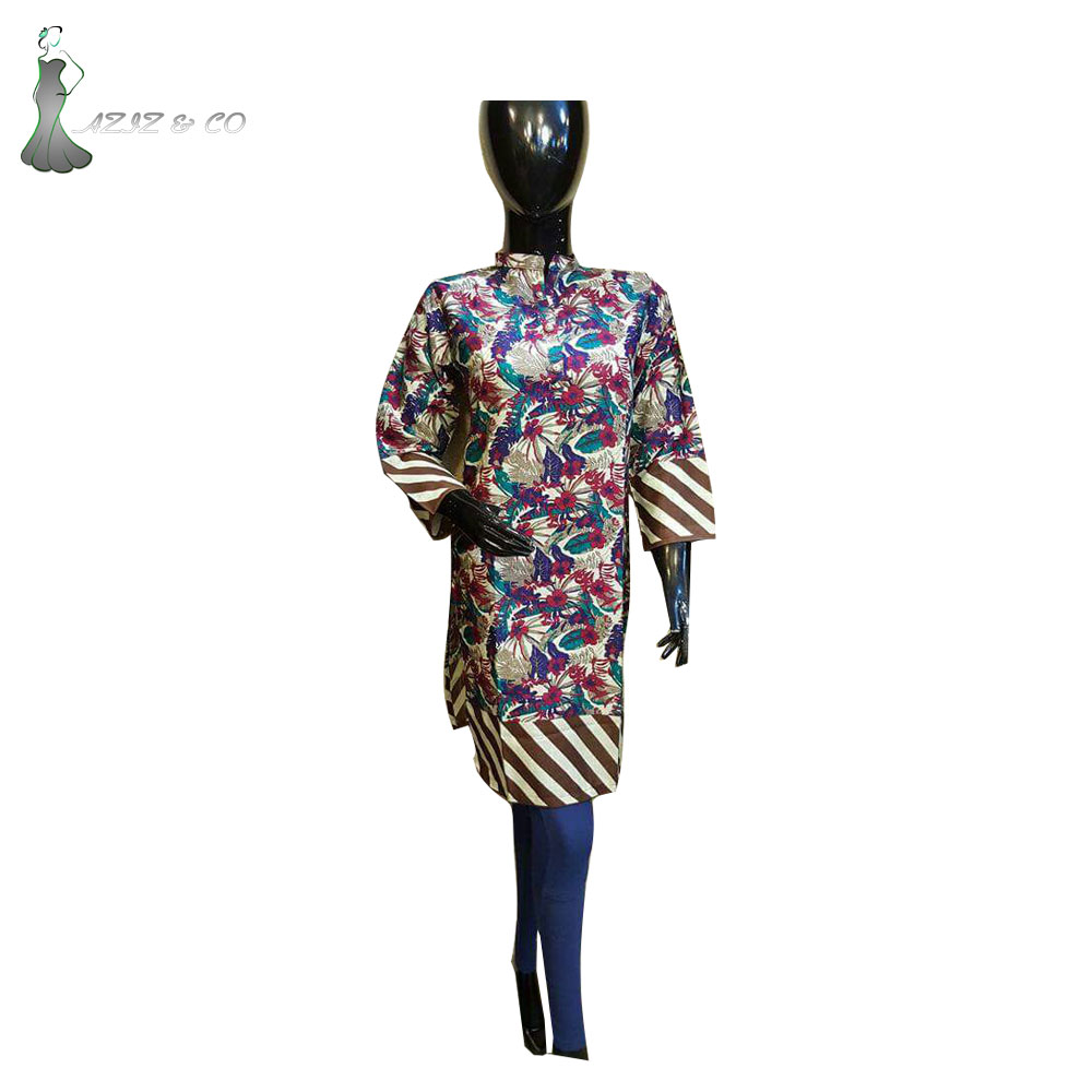 2018 New Arrival Cotton Printed Kurti For Girls