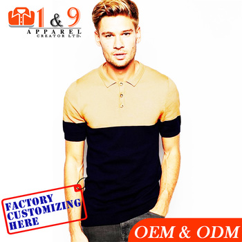 Latest arrival factory customized low price polo t-shirt Bangladesh for men