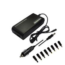 Manual Universal Laptop Adapter 100W USB 5V 1A Notebook Computer Replacements Power Supply Adapter Charger with Multi Tips